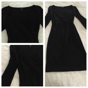 Gorgeous Slick Black Dress